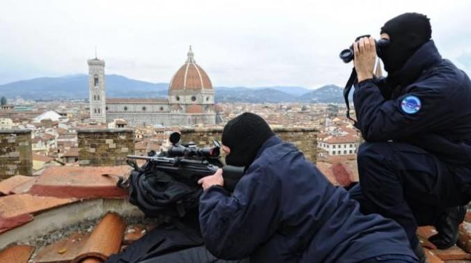 Antiterrorismo 2